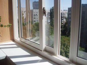 типы остекления балкона и лоджии