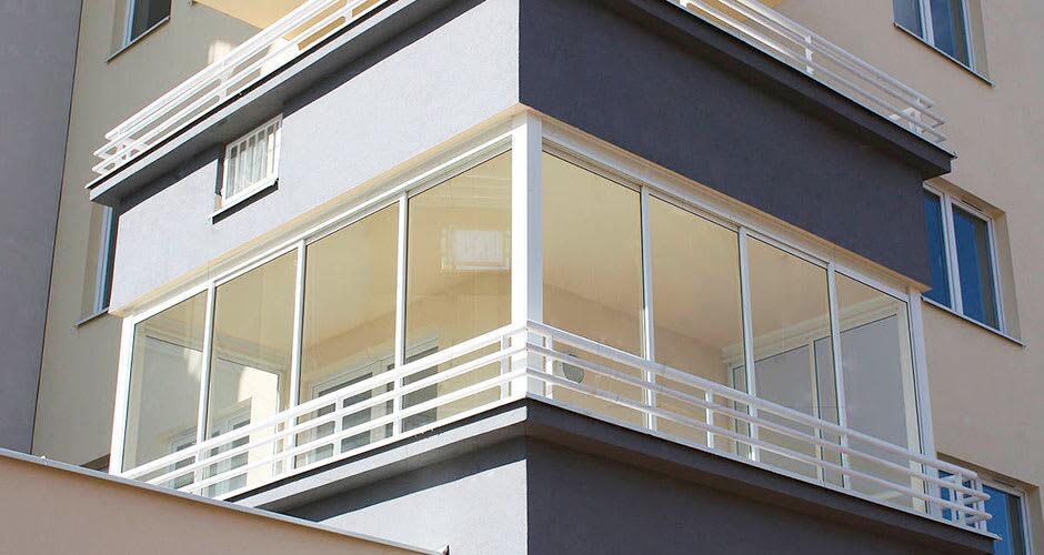 Какую балконную раму лучше выбрать
